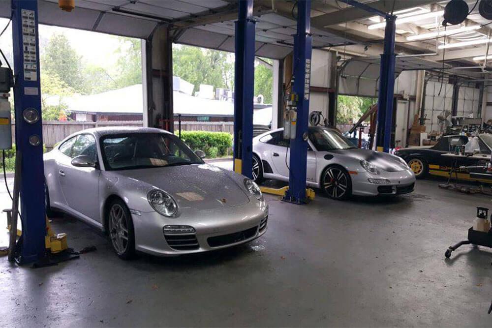 EuroPro Garage