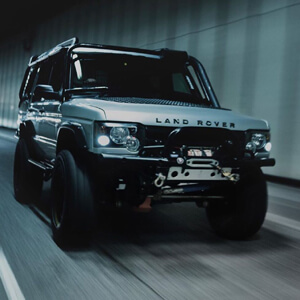 Land Rover Repair & Service