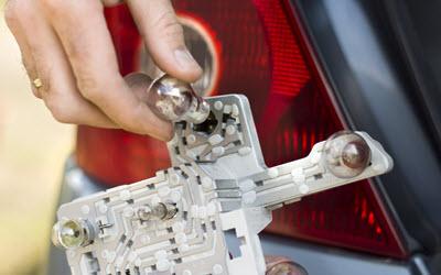 BMW Tail Lamp Bulb Change