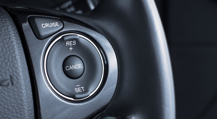 Jaguar Cruise Control System