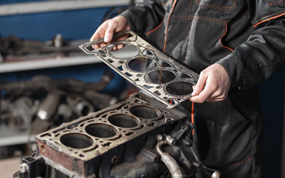 Mercedes Faulty Head Gasket Check