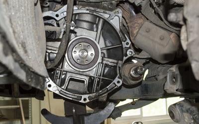 Mini Cooper Crank Seal Oil Leak Repair